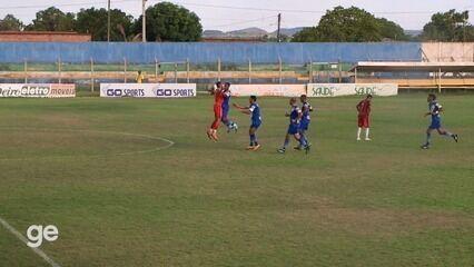 Os gols de Altos 3 x 1 Juventude Samas pela rodada 11 da Série D do Brasileiro