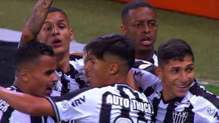 Melhores momentos: Atlético-MG 4 x 0 Flamengo, pela 20ª rodada do Brasileirão