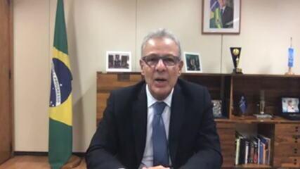Ministro de Minas e Energia fala sobre apagão no Amapá