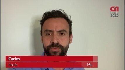 Carlos fala sobre propostas da saúde para melhorar a atenção básica no Recife