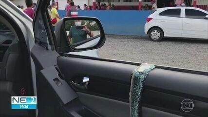 Polícia procura criminosos que balearam candidato a prefeito de Escada
