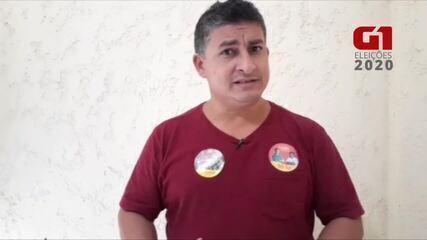 Eleições 2020: Candidato a prefeito de Belém Cleber Rabelo fala sobre saneamento