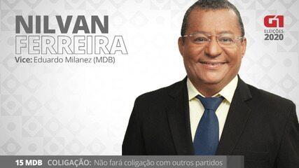 Nilvan Ferreira (MDB) fala suas propostas para a barreira do Cabo Branco