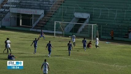 Coruripe vence Itabaiana pela Série D do Brasileiro