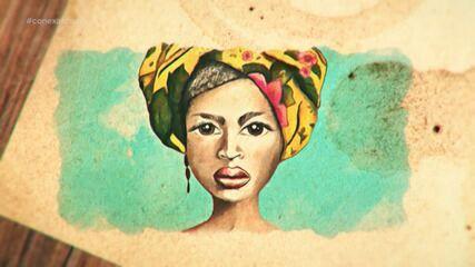 Dandara dos Palmares representa a força e a resistência feminina negra