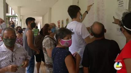Mudança de local de votação causa tumulto no IFPA, em Belém