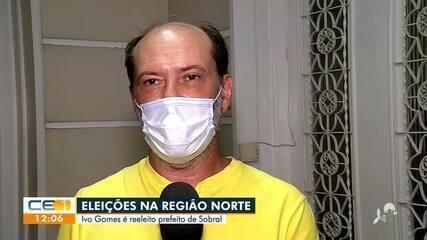 Ivo Gomes é reeleito prefeito de Sobral