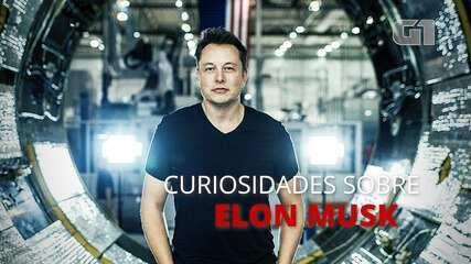 Conheça algumas curiosidades sobre Elon Musk