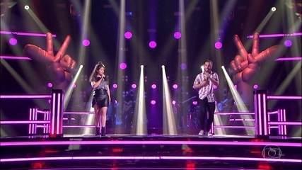 Gabriel Nogueira e Lawany cantam 'Café'