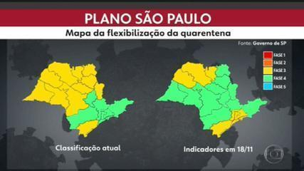 Especialistas estão preocupados com a progressão da epidemia em São Paulo