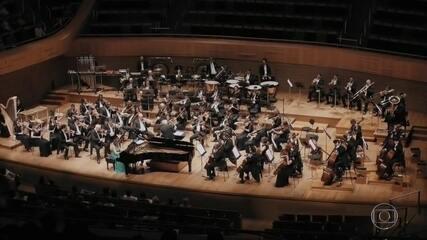 Disco da Orquestra Filarmônica de Minas Gerais é indicado ao Grammy Latino