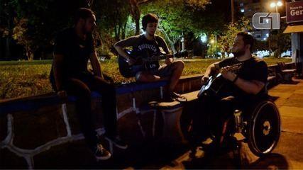 'Sem Destino' é uma das músicas autorais dos venceslauenses