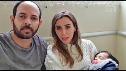 Kyara Lis: criança do DF com doença rara toma remédio mais caro do mundo