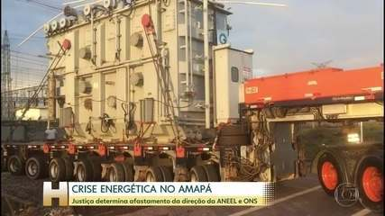 Justiça afasta diretoria da Aneel e do ONS após crise energética no Amapá