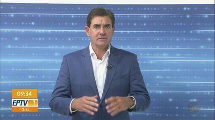 EPTV1 entrevista Duarte Nogueira, do PSDB, pelo 2° turno das eleições em Ribeirão Preto