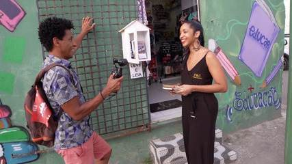 Projeto Educar estimula a leitura no bairro da Massaranduba, em Salvador