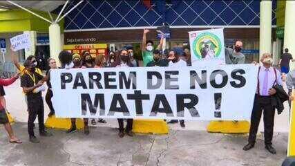 Morte brutal de João Alberto, negro espancado no RS, provoca protestos pelo Brasil