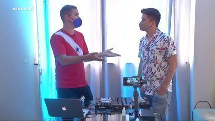 É do Pará mostra a rotina do apresentador e DJ Márcio Lins