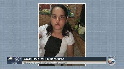 Homem é preso após matar companheira a facadas em Boa Esperança, MG