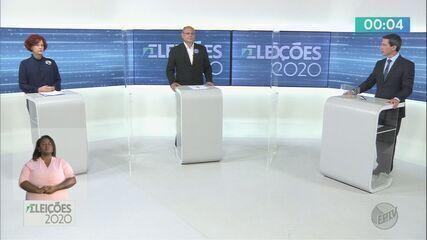 Íntegra do debate dos candidatos a prefeito de Franca