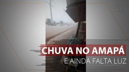 Amapá contabiliza prejuízos após maior chuva do ano