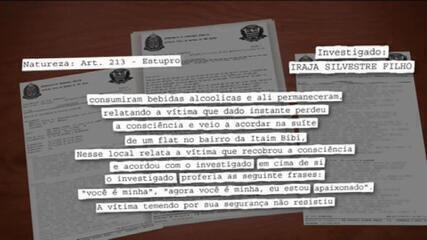 Senador Irajá Silvestre Filho (PSD-TO) é acusado de estupro