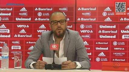 D'Alessandro anuncia que deixará o Inter no final deste ano