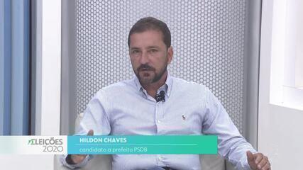 JRO2 entrevista candidato à prefeitura de Porto Velho Hildon Chaves