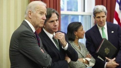 Presidente eleito dos EUA anuncia nomes que vão ocupar cargos no governo dele