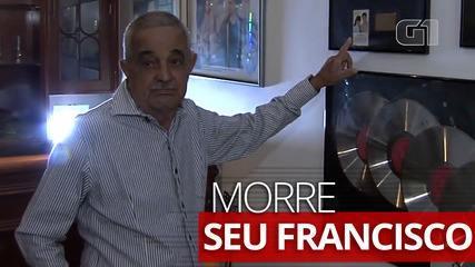 Morre Francisco Camargo, pai de Zezé di Camargo e Luciano
