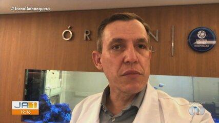 Médico fala sobre causa da morte de Francisco Camargo, pai de Zezé e Luciano