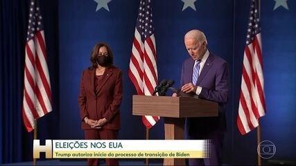 Pensilvânia certifica a vitória de Joe Biden