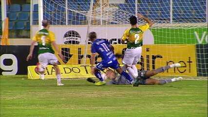Melhores momentos: Confiança 2 x 0 Cuiabá pela 23ª rodada da Série B 2020