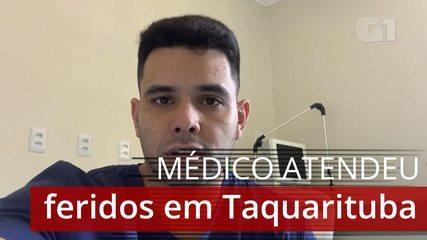 Quatro feridos em acidente em rodovia estão no Hospital de Taquarituba