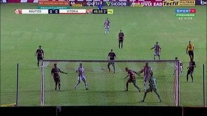 Melhores momentos: Náutico 0 x 0 Vitória, pela Série B