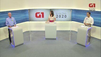 Debate para a Prefeitura de Limeira nas eleições 2020 - bloco 3