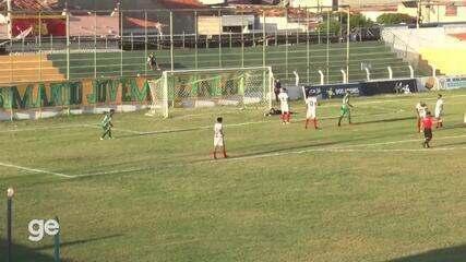 Os gols de Picos 5 x 0 Piauí pela 12ª rodada do Campeonato Piauiense