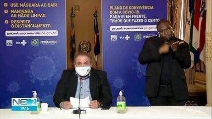 Governo anuncia reabertura de 70 leitos para Covid-19 na rede pública