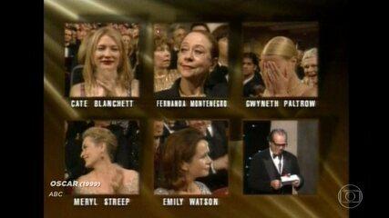 Eu teria dado o Oscar para Blanchett', diz Fernanda Montenegro sobre declaração de Glenn Close