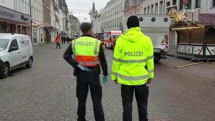 Quatro pessoas morreram e outras 15 ficaram feridas em atropelamento na cidade de Rier