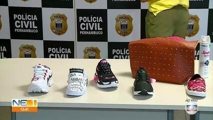 Operação da Polícia Civil e Receita Federal apreende 3 toneladas de produtos falsificados