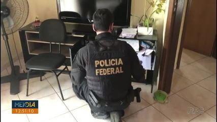 Polícia Federal cumpre mandados em operação que investiga desvios de dinheiro público
