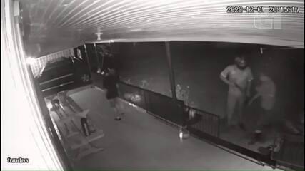 Família é assaltada em casa no interior de Matelândia