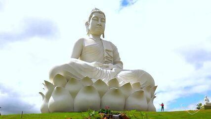 Em Movimento: Buda gigante é destaque no terceiro bloco do programa, 05