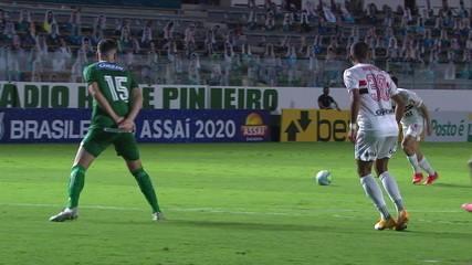 Melhores momentos: Goiás 0 x 3 São Paulo pela 1ª rodada do Brasileirão 2020