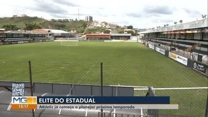 Após acesso no Módulo 2, Athletic planeja retorno à elite de Minas