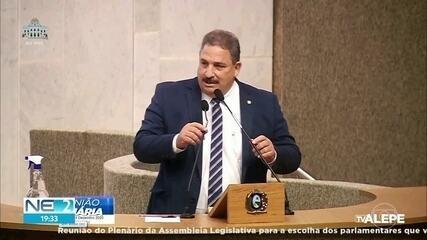 Deputado Eriberto Medeiros é eleito presidente da Alepe pela terceira vez