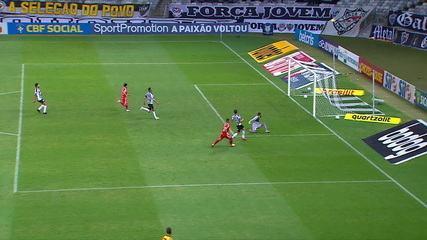 Melhores momentos de Atlético-MG 2 x 2 Internacional pela 24ª rodada do Brasileirão