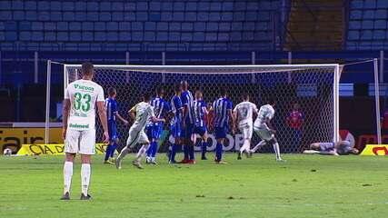 Melhores momentos: Avaí 0 x 2 Chapecoense pela 27ª rodada do Brasileirão Série B
