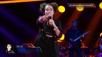 Luana Granai canta 'Arte' nos Shows ao Vivo